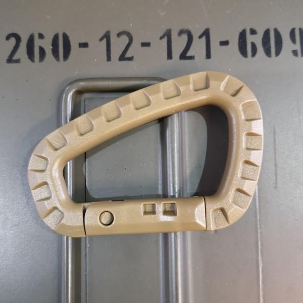 MFH Karabiner PVC