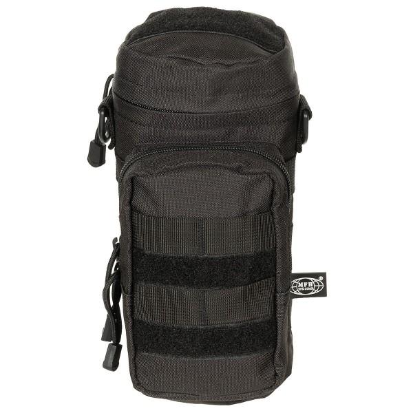 MFH Tasche, rund (schwarz)