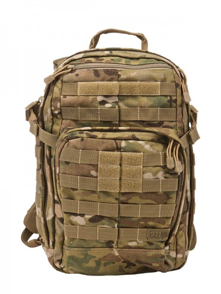 5.11 Rucksack Rush 12 MultiCam Backpack (24 Liter)