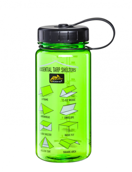 TRITAN™ BOTTLE WIDE MOUTH TARP SHELTERS (550 ML)